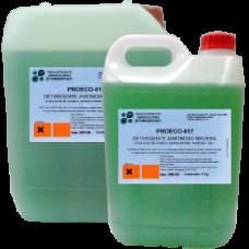 Detergente Jabonoso Concentrado para Maderas