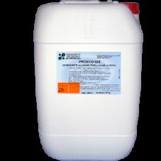 Detergente Tensioactivo Alcalino